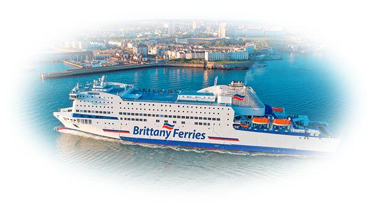 Bateau de la Brittany Ferries