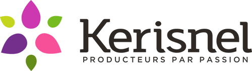 Logo Kerisnel, producteurs par passion