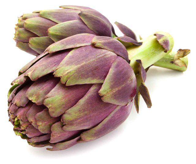 artichaud petit violet