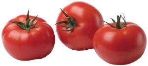Tomates rouge en vrac