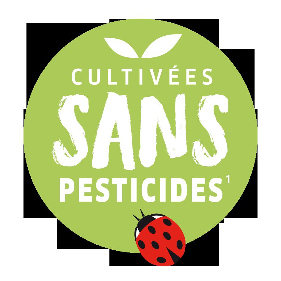 logo cultivé sans pesticides