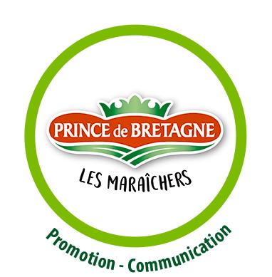 logo Prince de Bretagne Les maraîchers