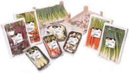 les mini-légumes Prince de Bretagne